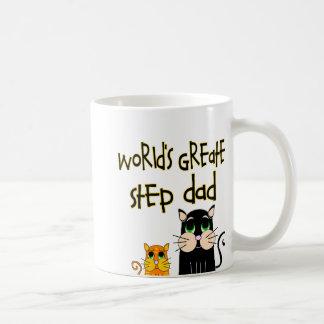 World s Greatest Step Dad Mugs