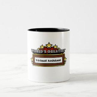 World s Greatest Virtual Assistant Coffee Mugs