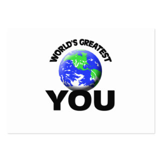World s Greatest You Business Card
