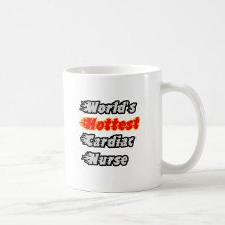 World s Hottest Cardiac Nurse Coffee Mugs