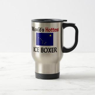 World s Hottest Ice Boxer Coffee Mug