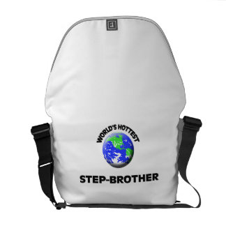 World s Hottest Step-Brother Courier Bag