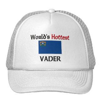 World s Hottest Vader Trucker Hat