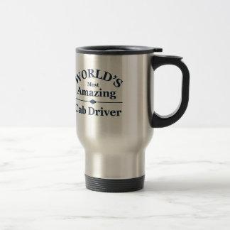 World s most amazing Cab Driver Coffee Mugs