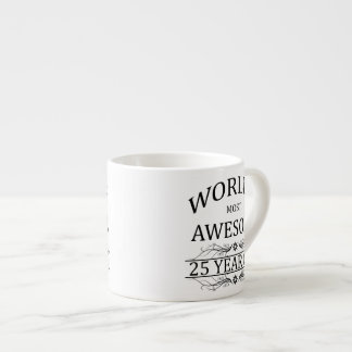 World s Most Awesome 25 Year Old Espresso Cups