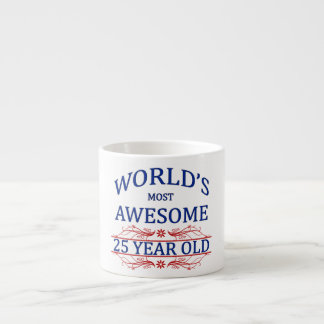 World s Most Awesome 25 Year Old Espresso Mug