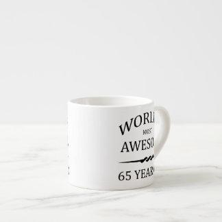 World s Most Awesome 65 Year Old Espresso Mug
