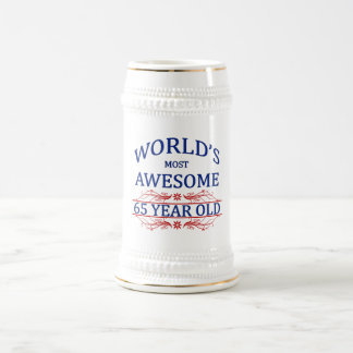 World s Most Awesome 65 Year Old Mug