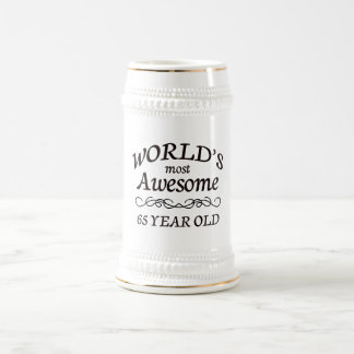 World s Most Awesome 65 Year Old Mugs