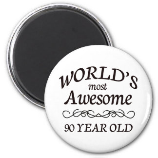World s Most Awesome 90 Year Old Magnets