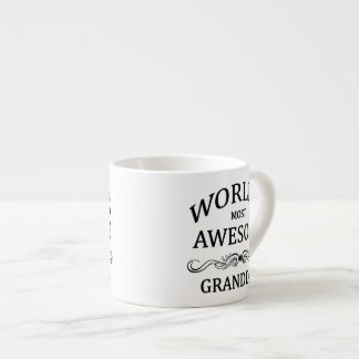 World s Most Awesome Granddad Espresso Cup