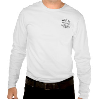 World s Most Awesome Great Grandma Shirt