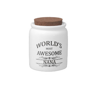 World s Most Awesome Nana Candy Dish