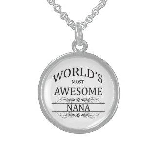 World s Most Awesome Nana Custom Jewelry