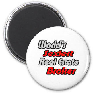 World s Sexiest Real Estate Broker Magnets