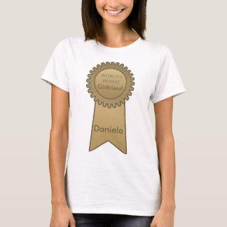 "World "" s Worst Award T-Shirt"