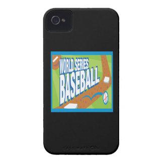 World Series Baseball Case-Mate iPhone 4 Case