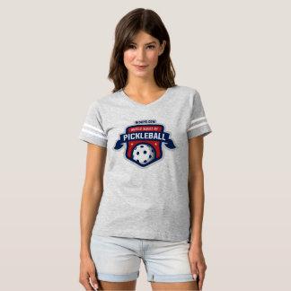 World Series of Pickleball - Woman's Football T T-Shirt