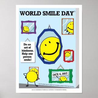 World Smile Day 2017 Poster