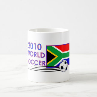 World Soccer 2010 Coffee Mug