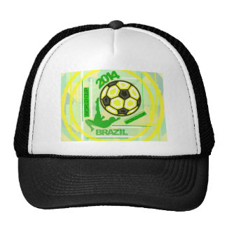 World Soccer/Football Competition. Trucker Hats