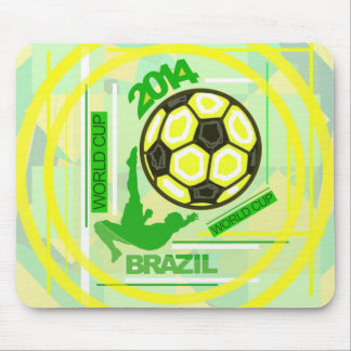 World Soccer Football Competition Mousepads