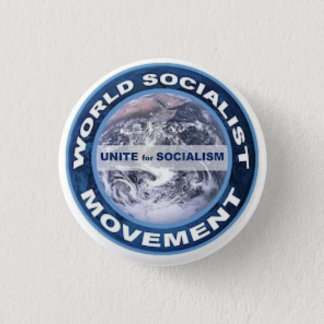 World Socialist Movement badge