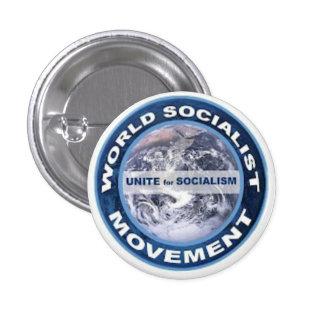 World Socialist Movement badge