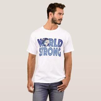 World Strong for Men Light Apparel T-Shirt