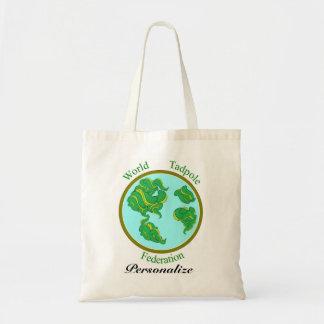 World Tadpole Federation Personalized Bag