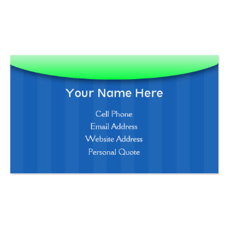 World Tech Board Business Card Template