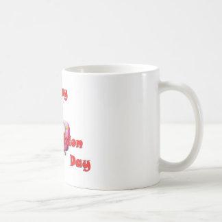 World Television Day November 21 Basic White Mug