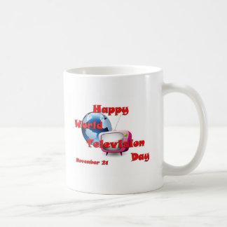 World Television Day November 21 Coffee Mug