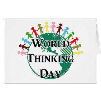 World Thinking Day Card