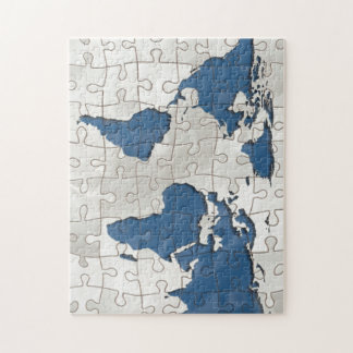 World tiles jigsaw puzzle