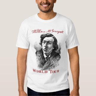 World Tour Tee Shirt