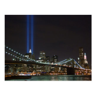 World Trade Center-Never Forget 9/11/01 Post Card