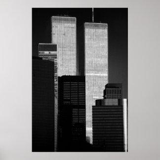 World Trade Center, New York Poster