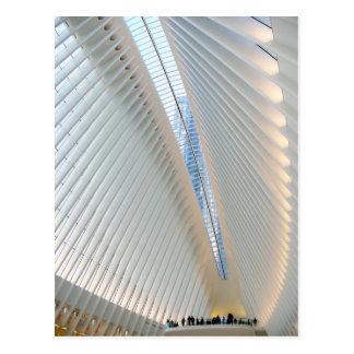 World Trade Center Transportation Hub, NY Postcard