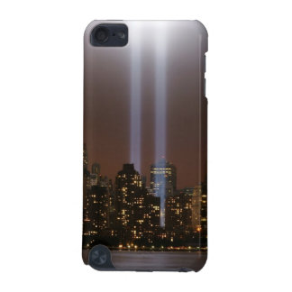 World trade center tribute in light in New York. iPod Touch (5th Generation) Cases