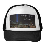 World Trade Centre NYC Never Forget 9/11/01 - Hat