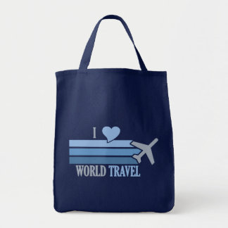 World Travel bag - choose style & color