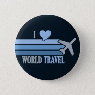 World Travel button