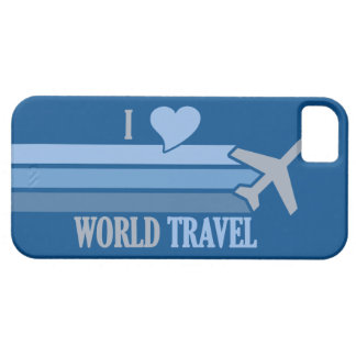 World Travel custom iPhone case-mate