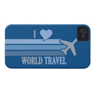 World Travel custom iPhone case-mate