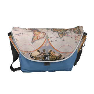 World Traveler Messenger Bag 1