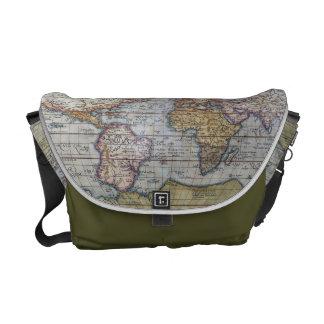 World Traveler Messenger Bag 3