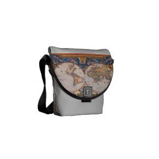 World Traveler Mini Messenger Bag 1