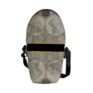 World Traveler Mini Messenger Bag 2