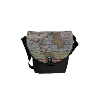 World Traveler Mini Messenger Bag 3